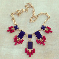 Pree Brulee - Structured Necklace