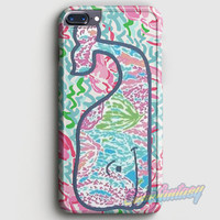Lilly Pulitzer Vineyard Vines iPhone 7 Plus Case | casefantasy
