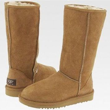 UGG Australia Womens Classic Tall Boot Chestnut