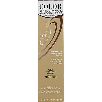 Ion Ammonia Free Hair Color 1NN Intense Black