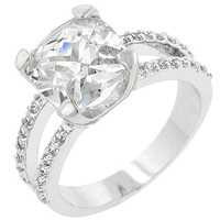 Pop Star Engagement Ring (size: 05)