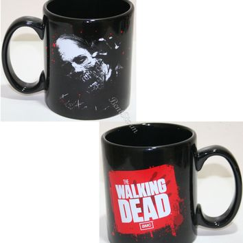 Licensed cool NEW AMC THE WALKING DEAD ZOMBIE TELEVISION SERIES ONE Tea Coffee Cup Mug 20 OZ.