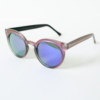 Komono Lulu Sunglasses Purple Haze