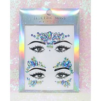 Super-fly Duo Chrome - Face Jewels - Double Pack