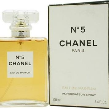 CHȂNEL NO. 5 EDP SPRAY FOR WOMEN 3.4 FL.OZ.