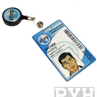Archer Retracable Id Badge Set