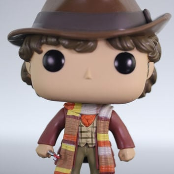 Funko Pop Television, BBC, Doctor Who, Fourth Doctor #222
