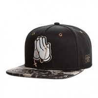 CAYLER & SONS GLDN Break Bread Cap/black/gold