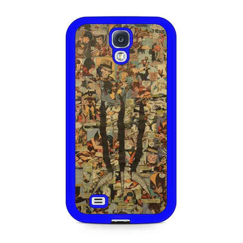X Men Samsung Galaxy Case Available For Galaxy S4 Case Galaxy S5 Case Galaxy S6 Case Galaxy S6 Edge Case