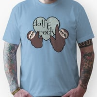 Sloths Rock Unisex T-Shirt