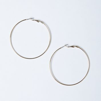 Always Classic Hoop Earrings