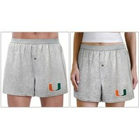 Miami Boxers XL UM 90% Cotton Boxer Shorts for Him or Her