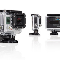 HERO3 Silver Edition | Wi-Fi Enabled | Professional Quality HD footage