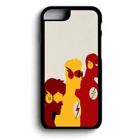 The Flash evolution iPhone 6 and iPhone 6s Case