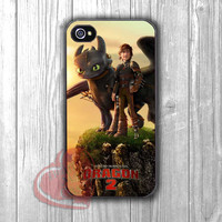 Hiccup and Toothless On a Cliff -SrnD for iPhone 6S case, iPhone 5s case, iPhone 6 case, iPhone 4S, Samsung S6 Edge