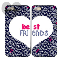 Anchor best friends phone cases