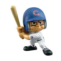 Chicago Cubs MLB Lil Teammates Vinyl Batter Sports Figure (2 3/4inches Tall) (Series 2)