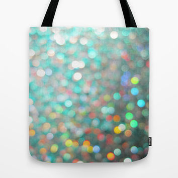 Dragon Glimmer Tote Bag by Richard Casillas