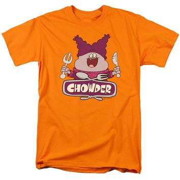 Chowder - Logo Short Sleeve Adult 18/1