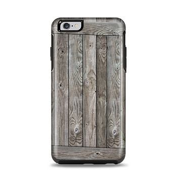 The Wooden Wall-Panel Apple iPhone 6 Plus Otterbox Symmetry Case Skin Set