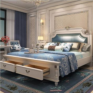 Supreme  Storage Bed For Home Or Hotel Furniture