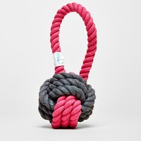 Waggo Have A Ball Rope Dog Toy - Urban Outfitters