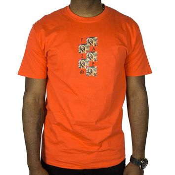 On the Scene Tee in orange