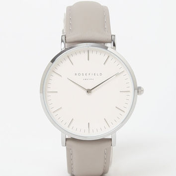 Rosefield Bowery Leather Watch at PacSun.com