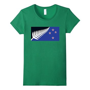 Previously proposed Flag for NZ T-Shirt