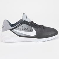 Nike Sb Paul Rodriguez 8 Mens Shoes White/Black  In Sizes