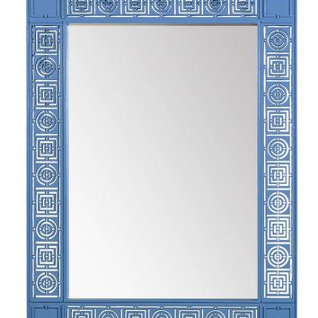 Mayfair Circles Squares Mirror designed by Florence Broadhurst – BURKE DECOR