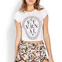 Eternal Cropped Top