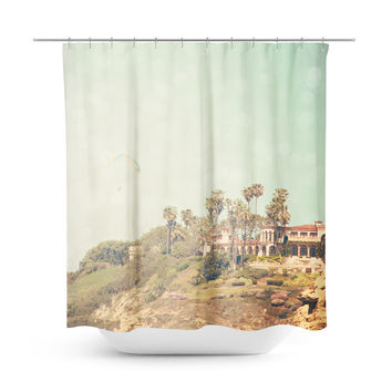 West Coast 1 Shower Curtain