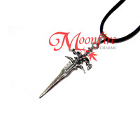 WORLD OF WARCRAFT Lich King Sword Pendant Necklace