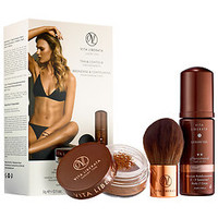 Sephora: Vita Liberata : Tan & Contour Kit for Face & Body : bronzer-self-tanner-bath-body