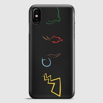 Pokemon iPhone X Case