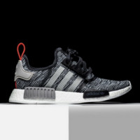"2017 ""Adidas"" NMD Fashion Trending Women Leisure Running Sports Shoes Dark gray"