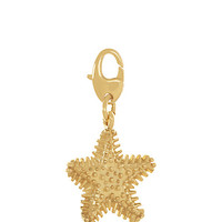 Kate Spade Starfish Charm Gold ONE