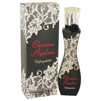 Christina Aguilera Unforgettable by Christina Aguilera Eau De Parfum Spray 1.7 oz