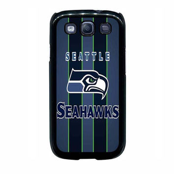 seattle seahawks blue line samsung galaxy s3 s4 s5 s6 edge cases