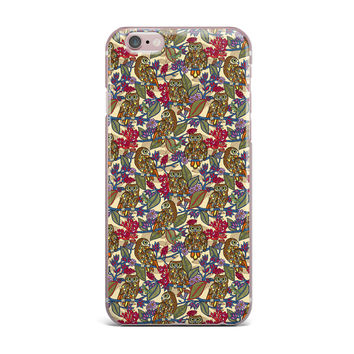 "Julia Grifol ""My Boobooks Owls"" iPhone Case"