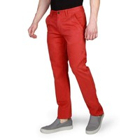 Timberland Men Red Trousers