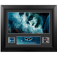 Batman Dark Knight The Joker Single Framed Film Cell