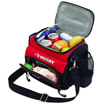 Husky 9 in. Lunch Cooler-82021N11 - The Home Depot