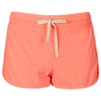 Neon Side Panel Runner Shorts - Hotshop - Collections - Topshop USA