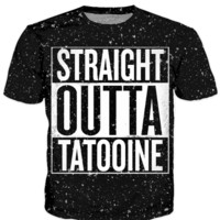 Star Wars / Straight Outta Tatooine Compton Shirt