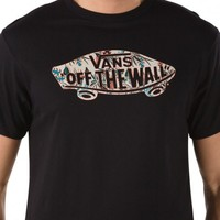 Vans OTW Fill T-Shirt - Black/Natural