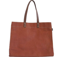 Carryall Tote - Camel