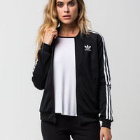 ADIDAS Supergirl Womens Track Jacket | Jackets + Hoodies