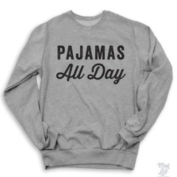 Pajamas All Day Sweater